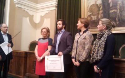 """Sofistic Gana el premio """"Emprendedores ciudad de Castellón 2011"""""""