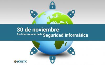 Día Internacional de la Seguridad Informática. 30 de noviembre
