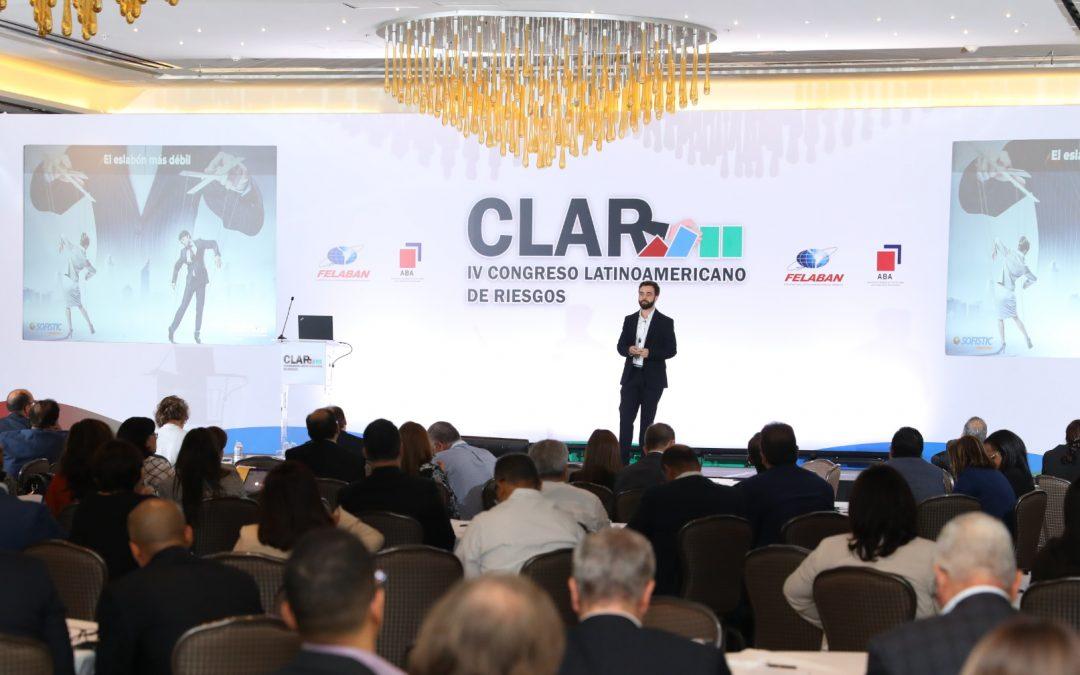 Sofistic muestra los riesgos de ciberseguridad en el Congreso Latinoamericano de Riesgos