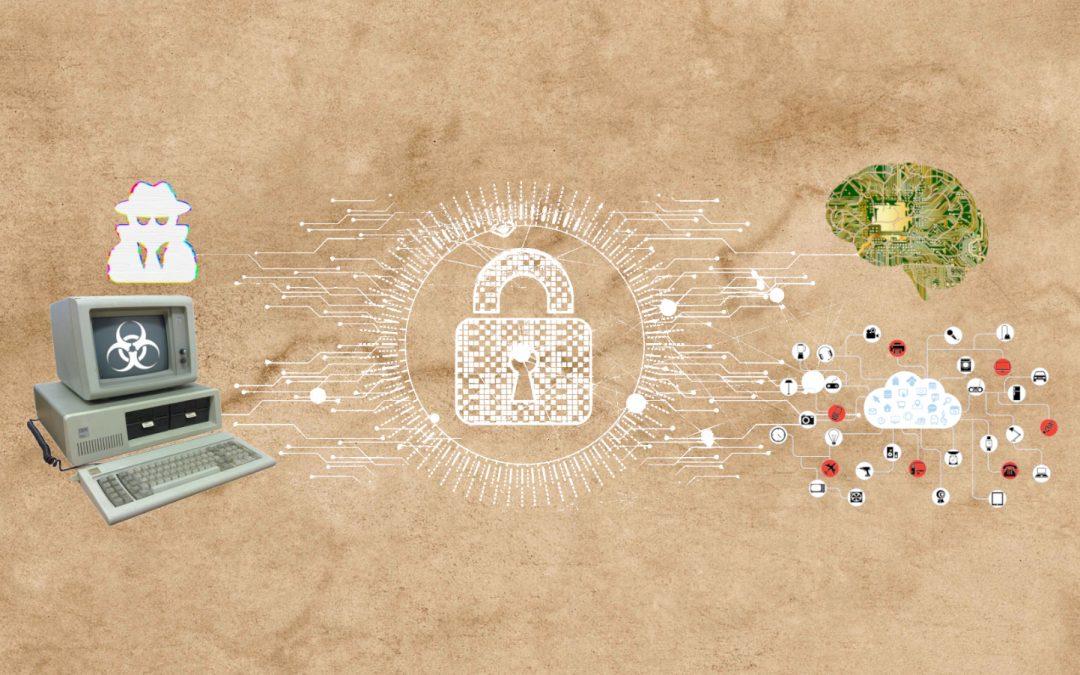 La breve historia de la ciberseguridad