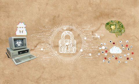 Historia de la ciberseguridad